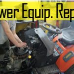 power equipment repair NC